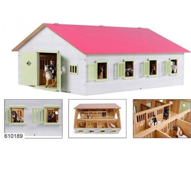 Sekalaiset Kids Globe Horse stable 7 laat - Kotieläintalous ja eläimet 6