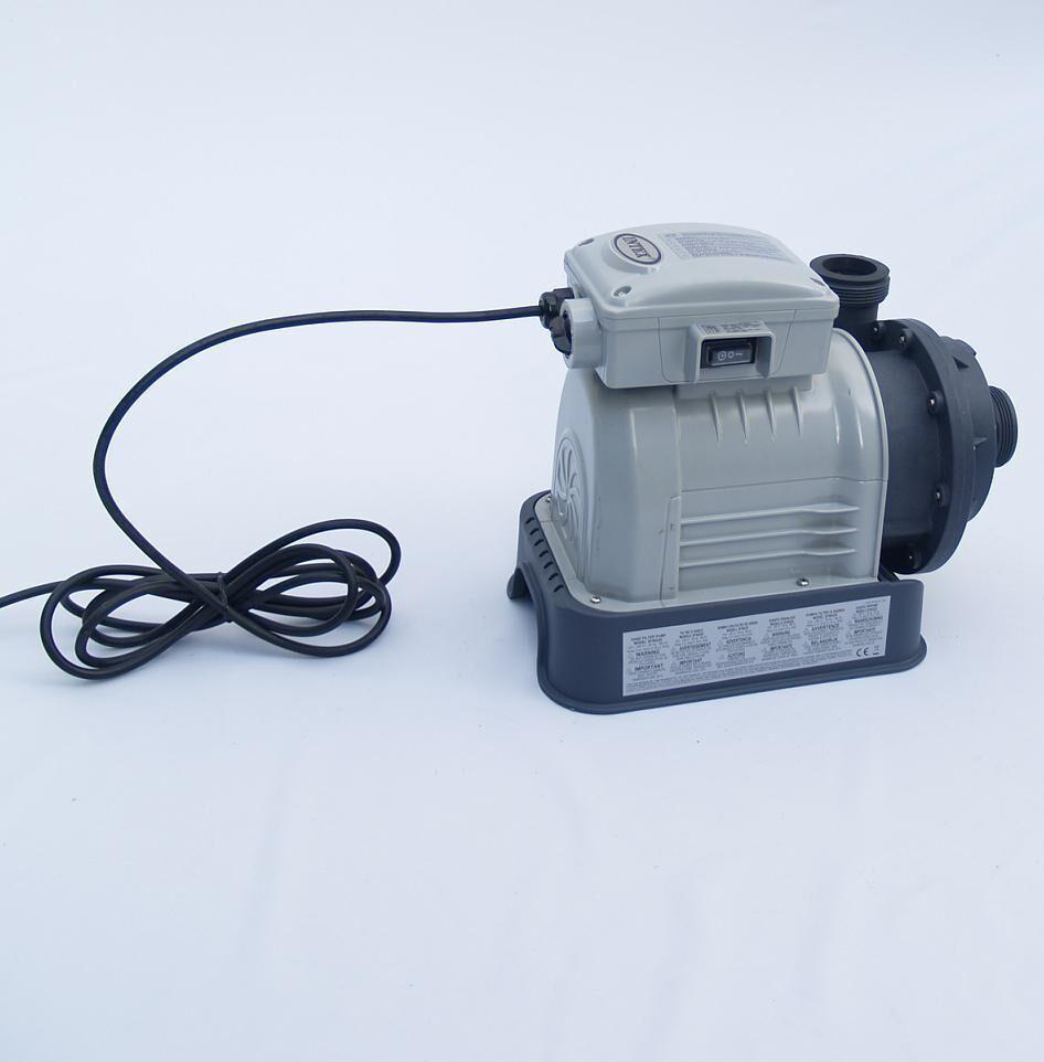 Intex 220-240V:n moottori 254 mm:n hiekkasuodatinpumppuun - Intex varaosat 11735