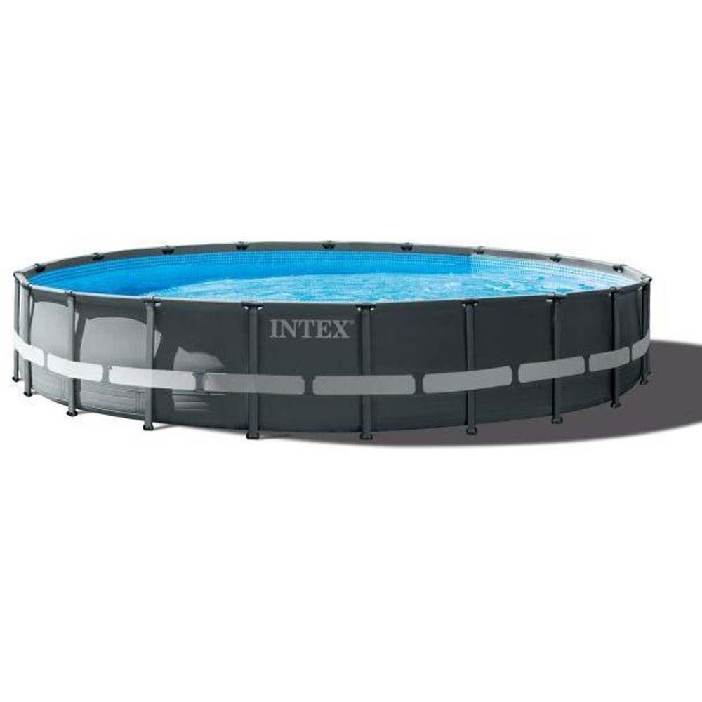 Intex Uima Ultra XTR Frame 30.079L 6 - Intex uima-altaat ja uimavälin