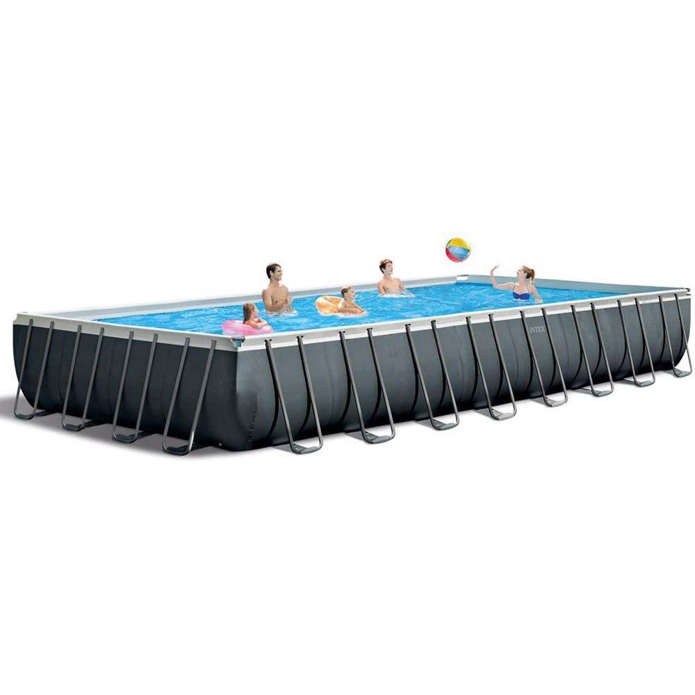 Intex Pool Ultra XTR-kehys 54368L 97 - Intex uima-altaat ja uimalaitt