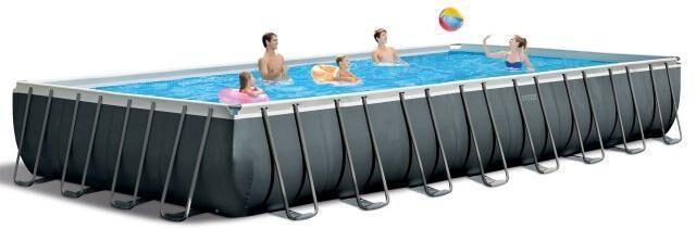 Intex Pool Ultra XTR-kehys 54368L 97 - Intex uima-altaat ja uimavälin