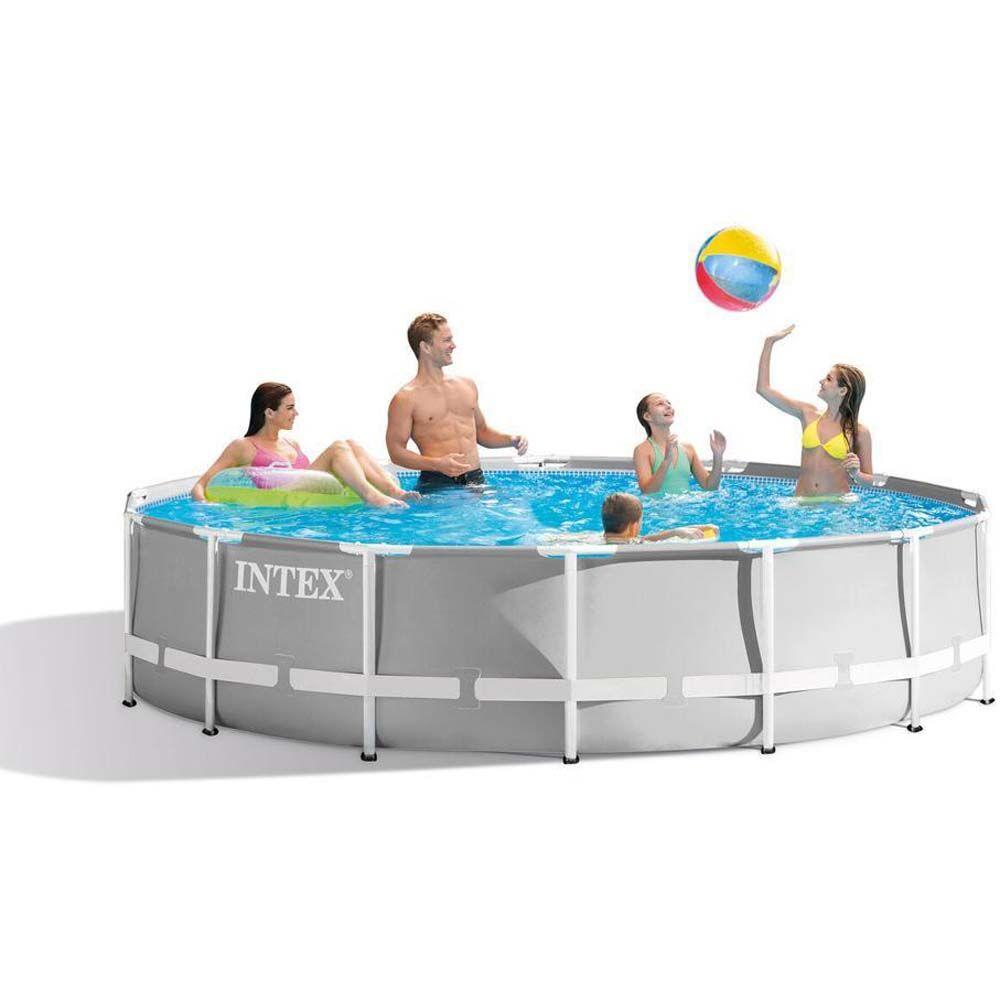 Intex Pool Prism-kehys 12706L 427x10 - Intex uima-altaat ja uimalaitt