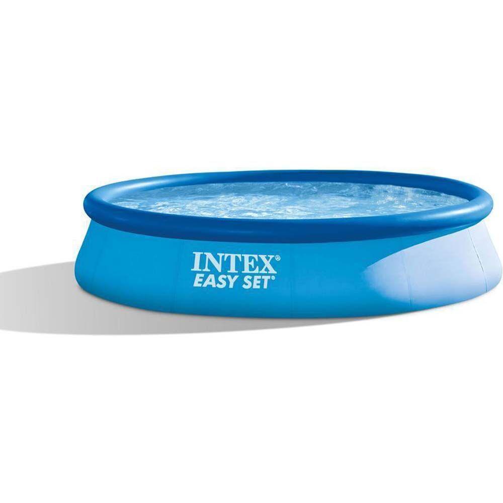 Intex Easy Set Uima-allas 7290 litraa, 396 x 84 cm - Intex uima-allas 28142