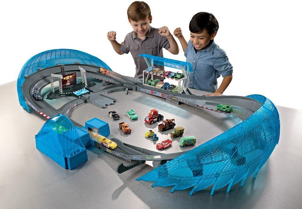 Cars Autot 3 Ultimate Florida Speedway rata - Disney Cars kilparata FCW02