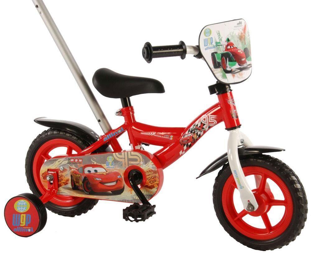 Cars Childbike 10 tuumaa - Disney Cars lasten pyörä 31005