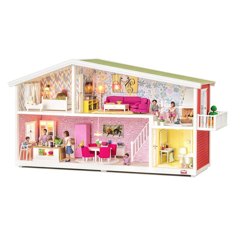 Lundby CLASSIC-NUKKEKOTI - Lundby 601019