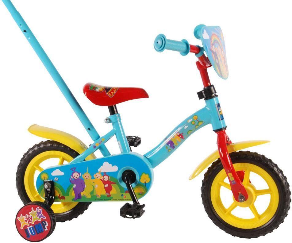 Teletapit Childbike 10 tuumaa - Teletapit lasten pyörä 710063