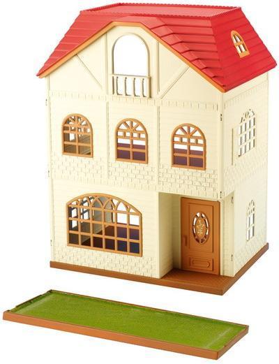 Sylvanian Families 3 kerroksen talo - Sylvanian 2745