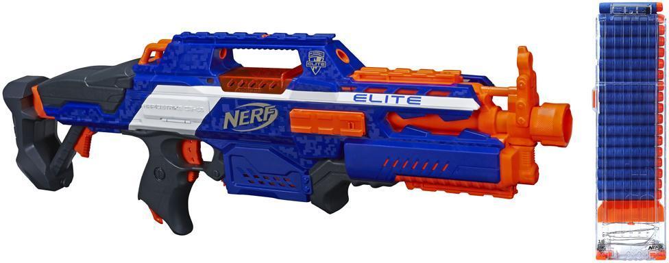 Nerf N-Strike Elite Rapidstrike CS-18 - Nerf pistoli A3901