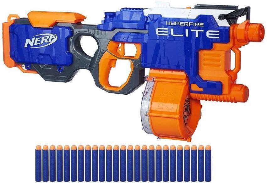 Nerf Hyperfire - Nerf kivääri B5573