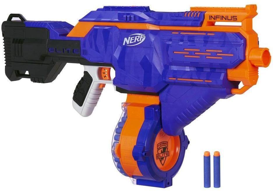 Nerf N-Strike Elite Infinus - Nerf ase E0438