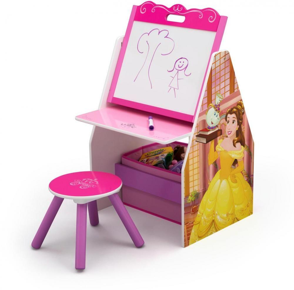 Disney Princess aktiviteettipöytä - Disney Prinsessat pöydät ja tuolit 73350