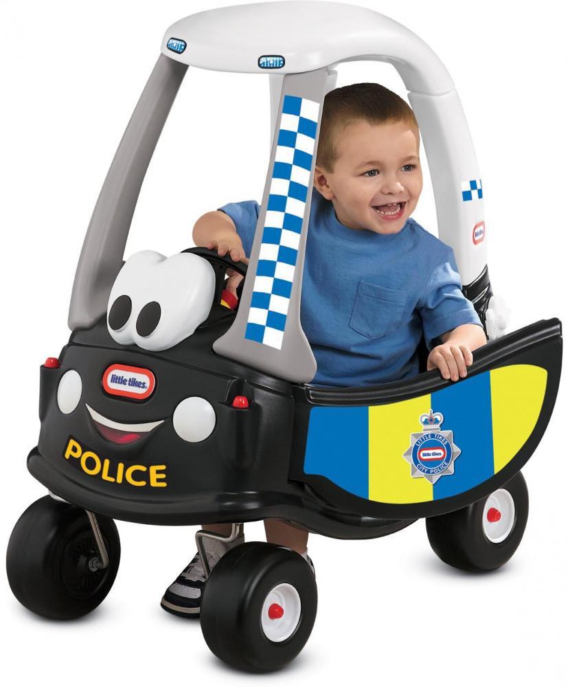 Little Tikes Poliisi Coupe Kävelyauto - Little Tikes 172984 Kävelyautot