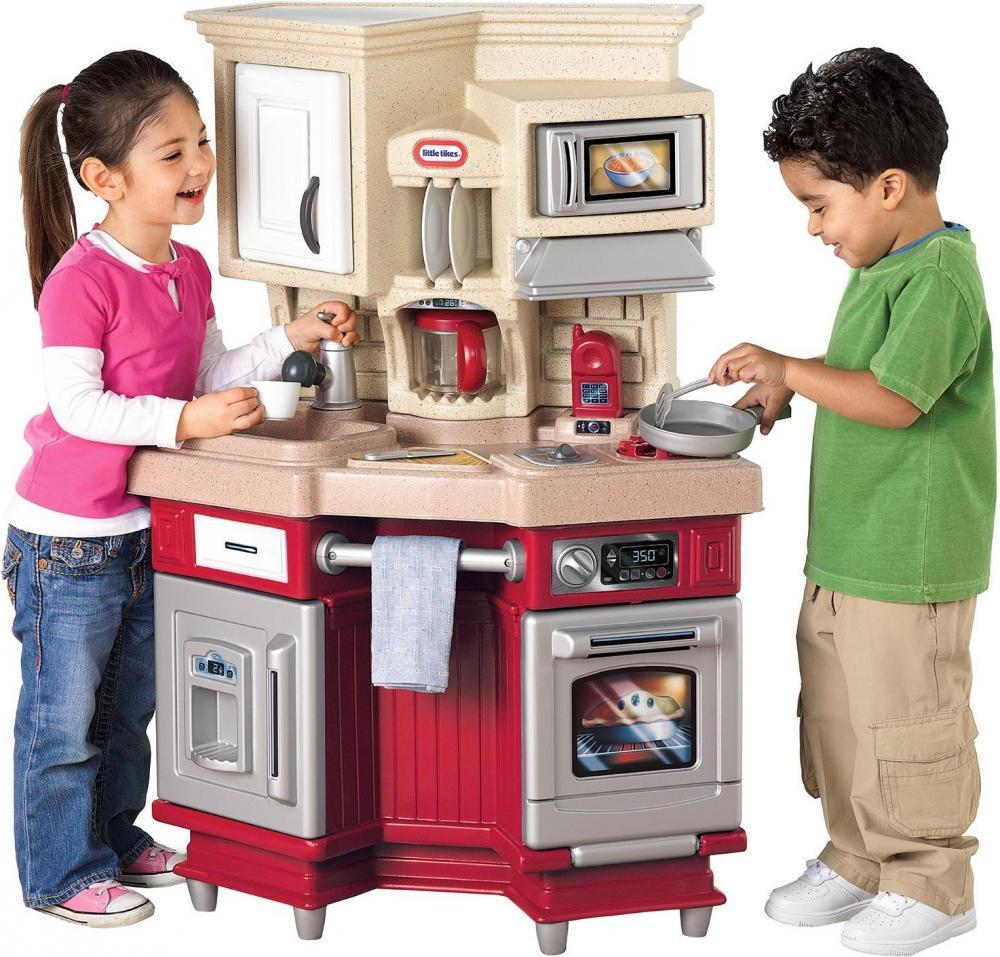 Little Tikes Super Chef -keittiö - Little Tikes 484377 keittiöt