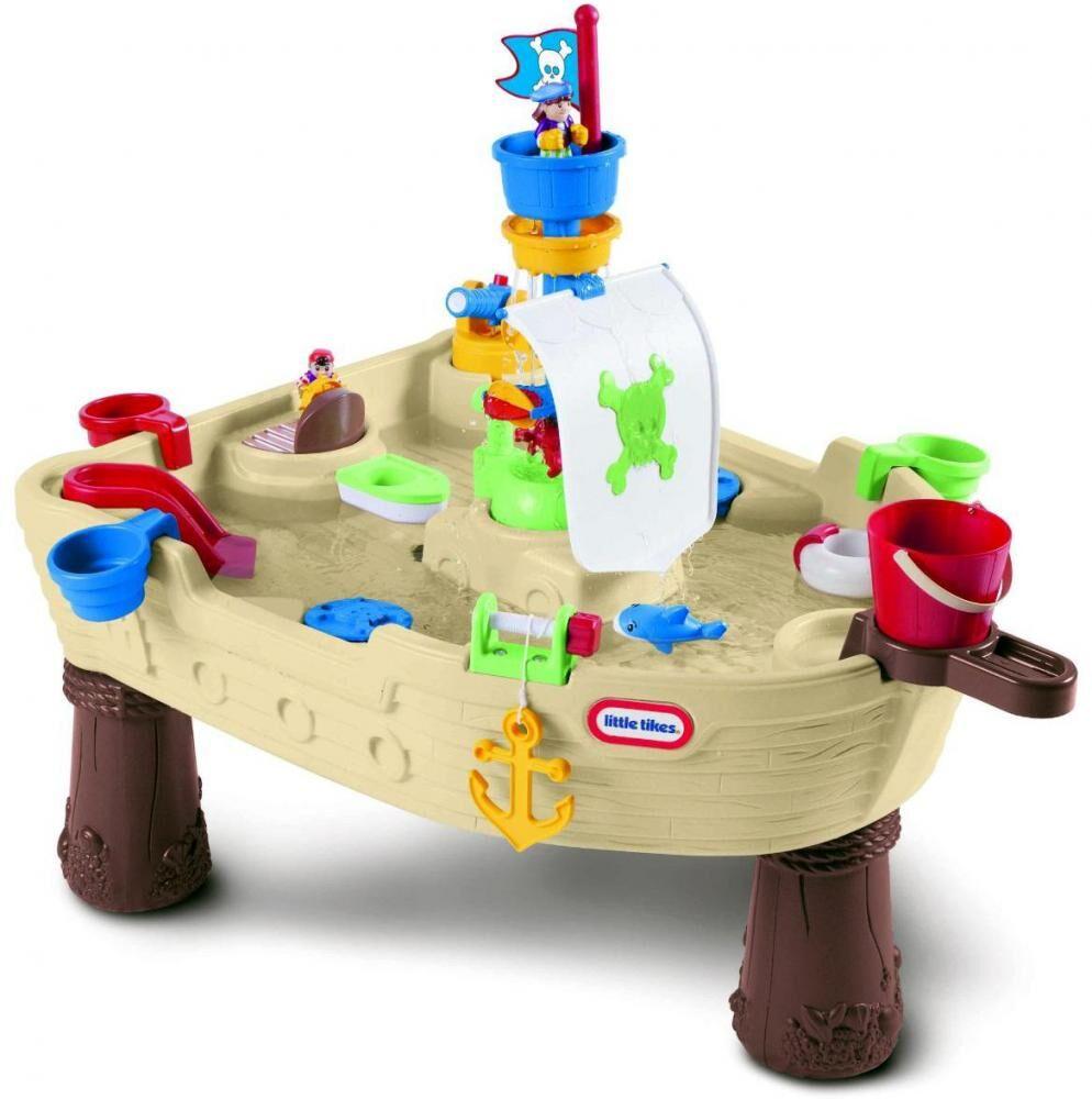 Little Tikes Merirosvolaivan muotoinen leikkipöytä - Little Tikes Leikkipöytä 628566