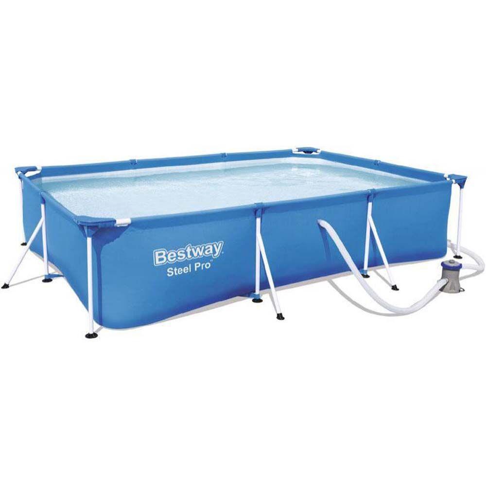 Bestway Steel Pro uima-allas 3.300L 300x201x66 cm - Bestway 56411