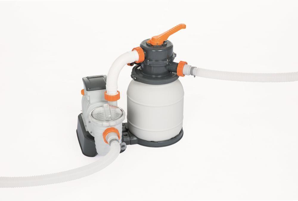 Bestway Flowclear Sand Filter Pump 378 - Bestway 58495