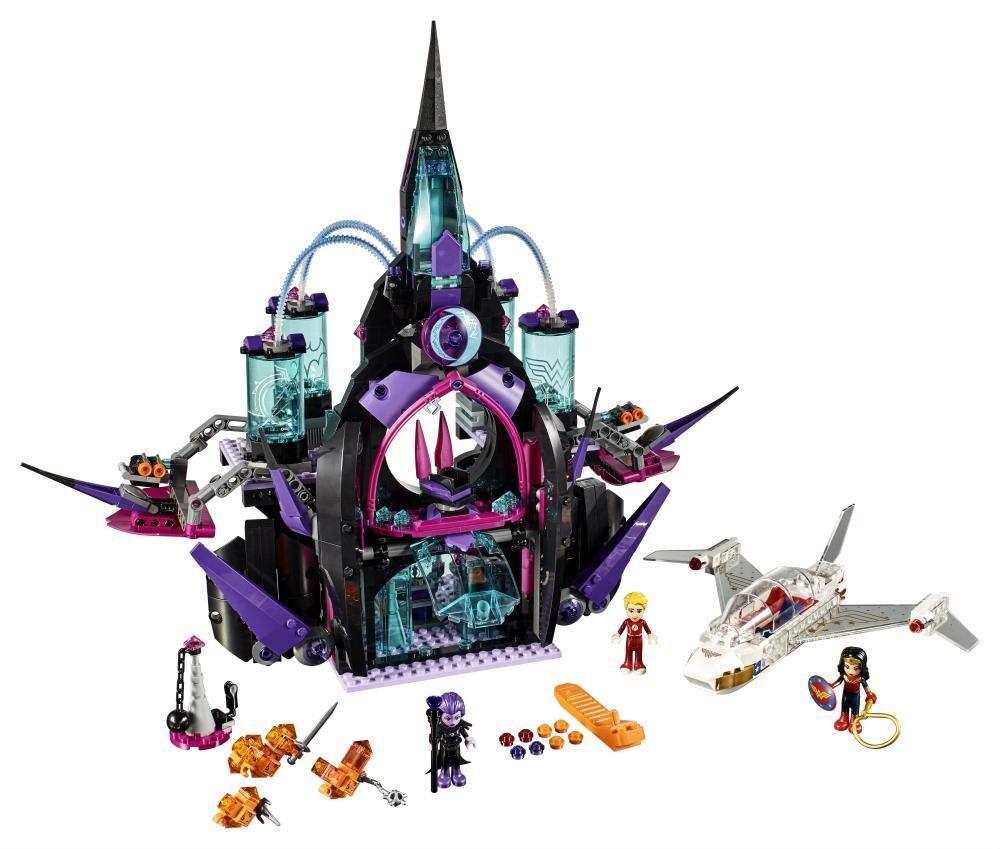 Lego Ecilipso musta palatsi - Lego 41239 Super Hero Girls
