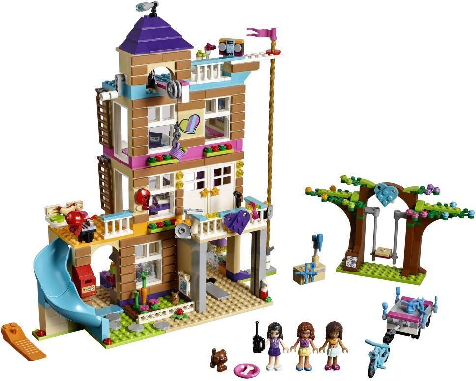 Lego Ystävyyden Talo - LEGO Friends 41340