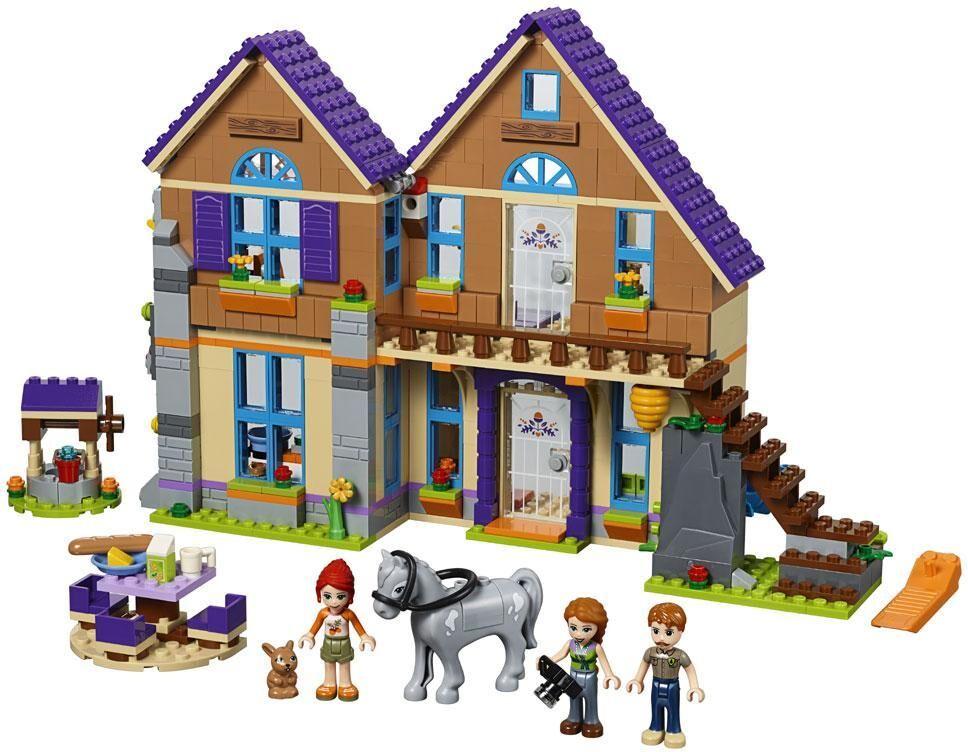 Lego Mian talo - Lego Friends 41369