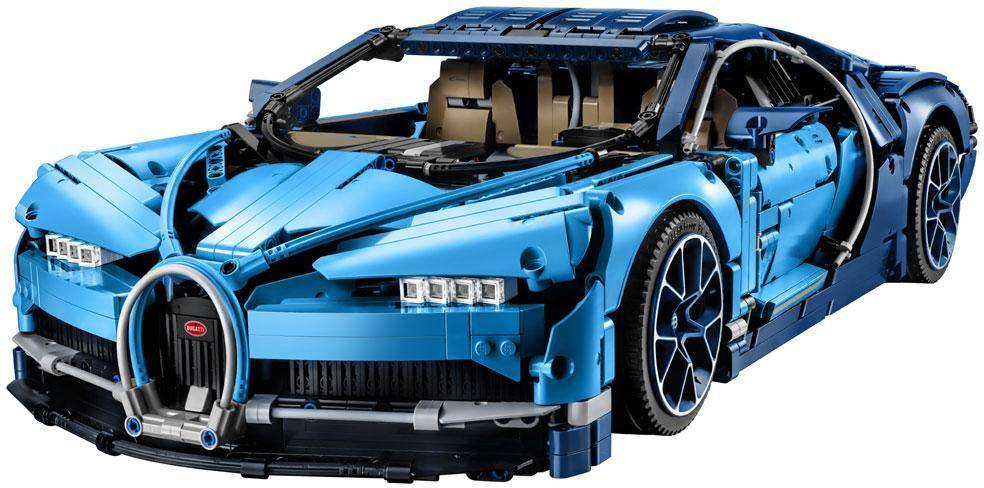 Lego Bugatti Chiron - Lego Technic 42083