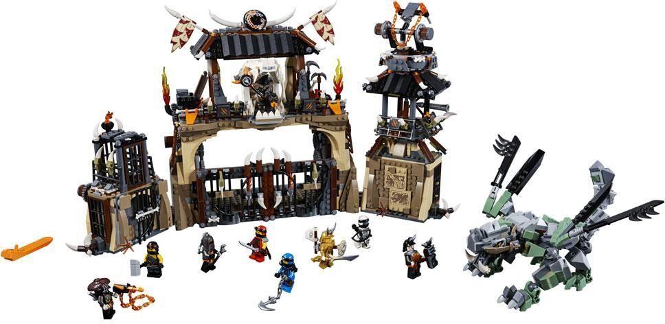 Lego Lohikäärmekuilu - Lego Ninjago 70655