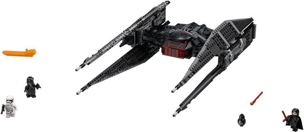 Lego Kylo Renin TIE Fighter - Lego 75179 Star Wars