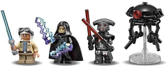 Lego Tracker I - LEGO 75185 Star Wars Classic
