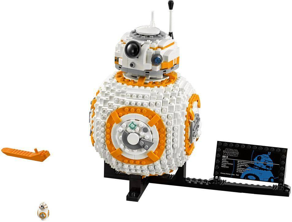 Lego BB-8 - Lego 75187 Star Wars