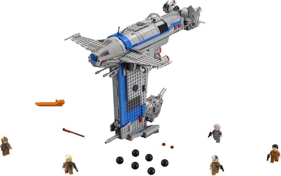 Lego Resistance Bomber - Lego 75188 Star Wars