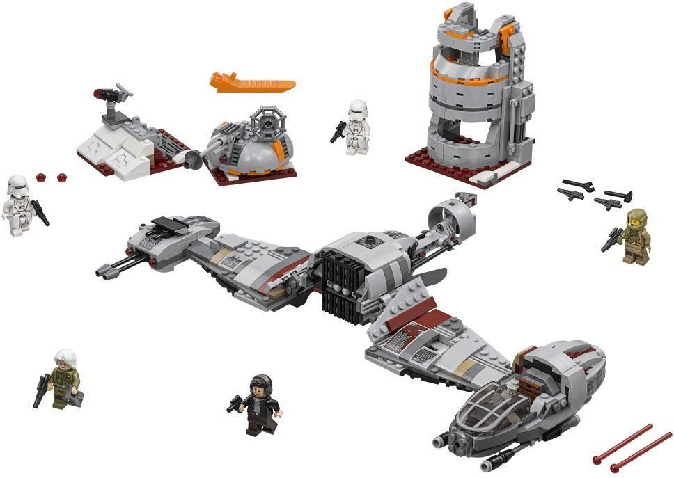 Lego Vastarinnan tukikohta - LEGO Star Wars 75202