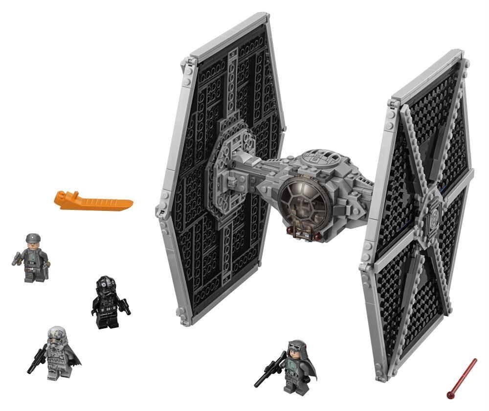 Lego Imperiumin TIE-hävittäjä - LEGO Star Wars 75211