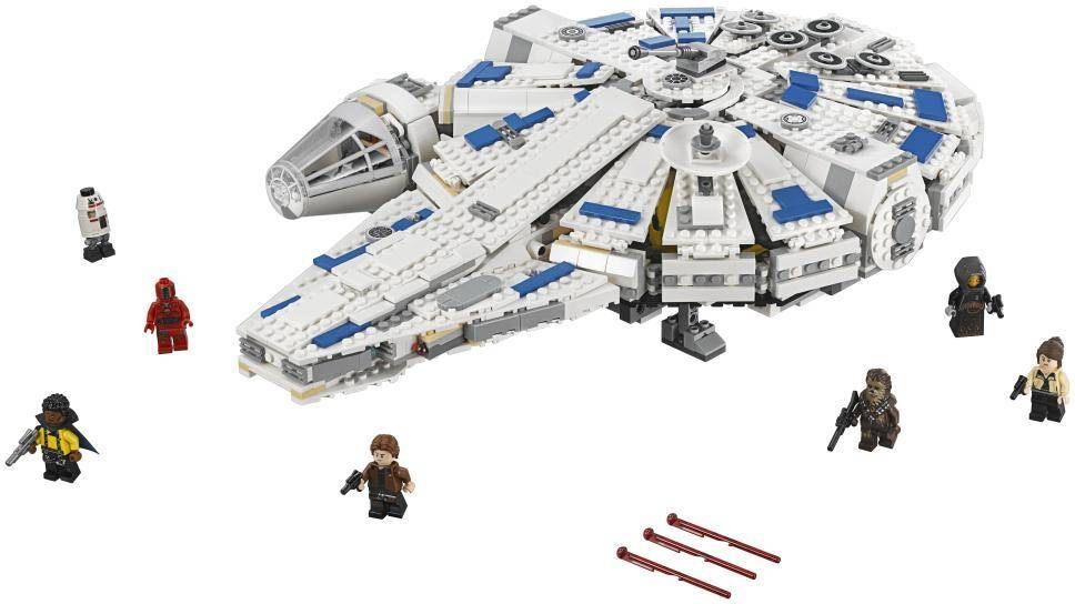 Lego Kessel Run Millennium Falcon - LEGO Star Wars 75212