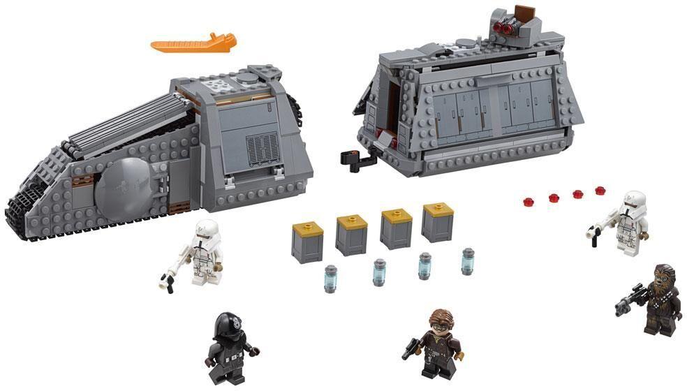 Lego Imperiumin Conveyex Transport - Lego Star Wars  75217