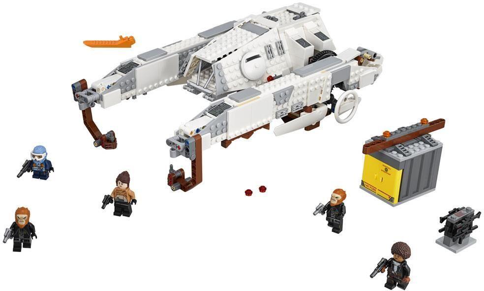 Lego Imperiumin AT-Hauler - Lego Star Wars  75219