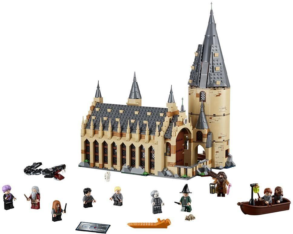 Lego Tylypahkan Suuri sali - Lego Harry Potter  75954