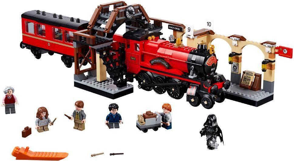 Lego Tylypahkan pikajuna - Lego Harry Potter 75955