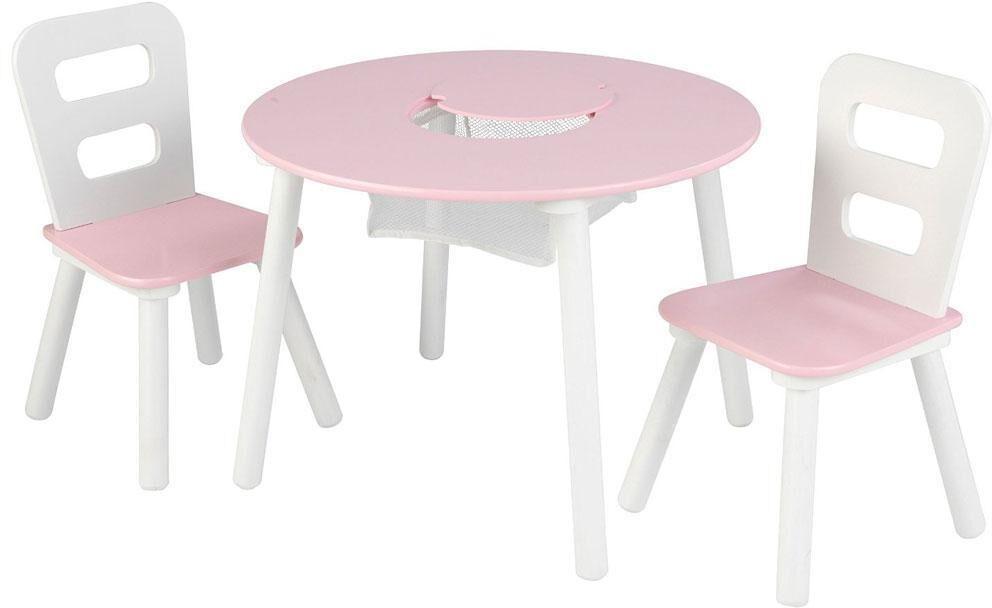 Kidkraft pöytä ja tuoli setti, Pinkki - Lasten huonekalut 26165