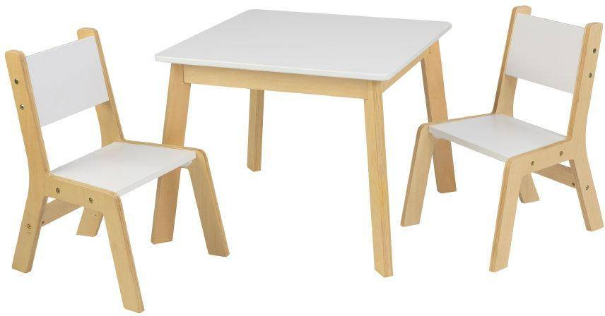 Kidkraft Pöytä 2 tuolia valkoinen - Kidkraft lasten huonekalut 270