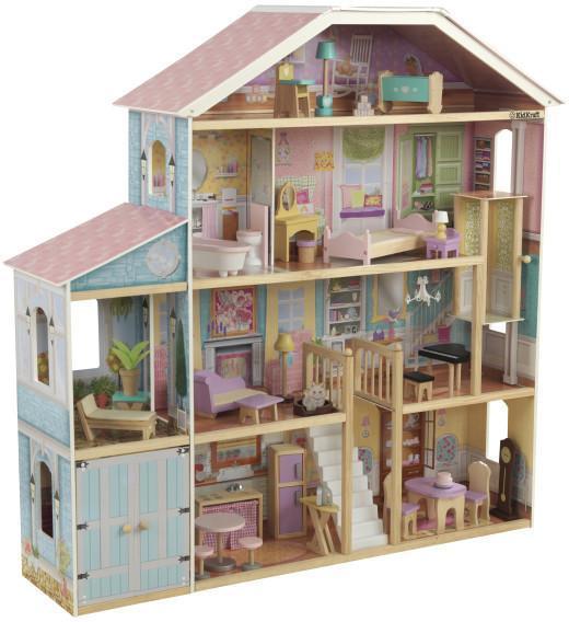 Kidkraft Dollhouse Grand View - Kidkraft Dollhouse 65954