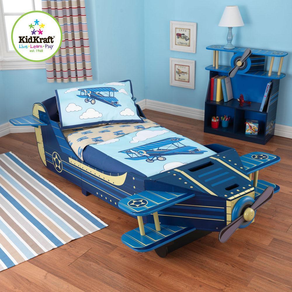 Kidkraft Lentokone Juniori sänky - Kidkraft Lentokone Juniori sänky