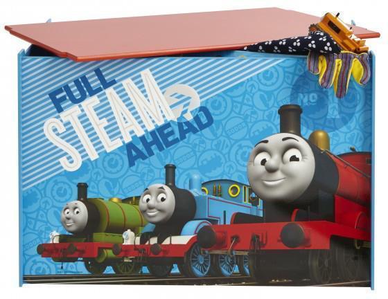 Worlds Apart Tuomas Veturi leluarkku/ Thomas Toy Box - Thomas Tog säilytys 647189