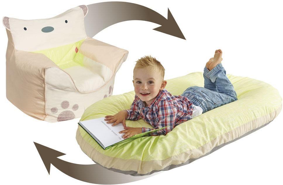 Worlds Apart Nalle Puhallettava nojatuoli - Lasten huonekalut 654200