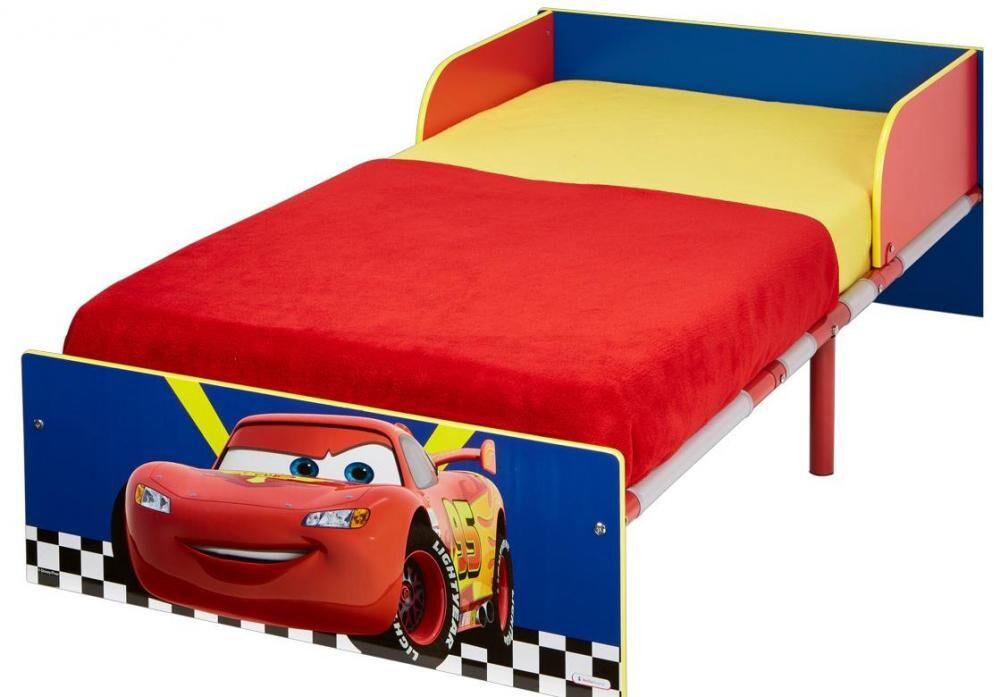 Worlds Apart Autot junior sänky patjalla - Disney Cars huonekalut 658321