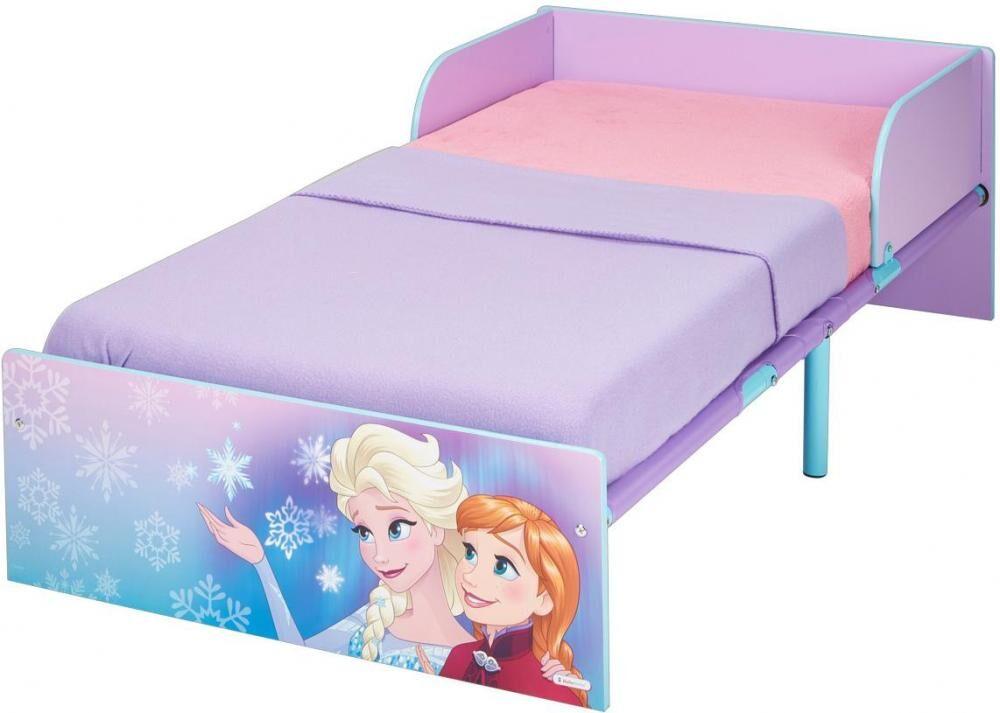Worlds Apart Frozen Juniorisänky ilman patjaa - Disney Frozen lastensänky 658390