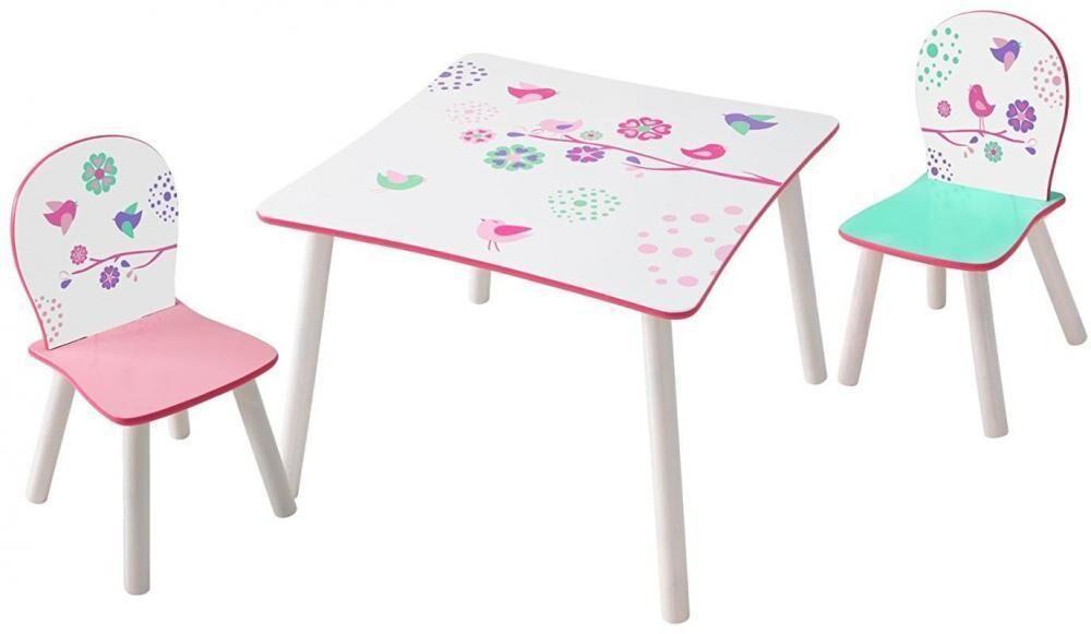 Worlds Apart Kukkapöytä ja tuolit - Kukat lasten sisustus 665282