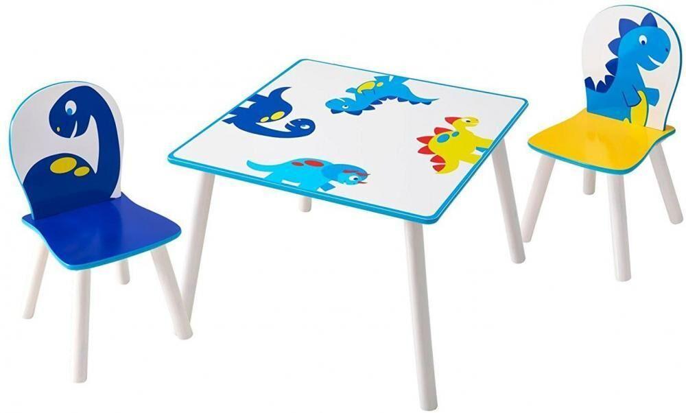Worlds Apart Dinosaurus pöytä ja tuolit - Dinosaurus huonekalut 665299