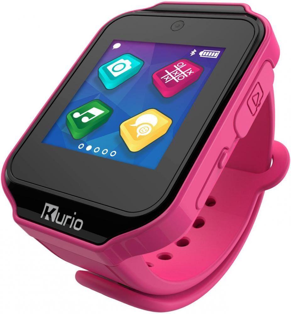 Kurio Watch Pink - Älykello 50044