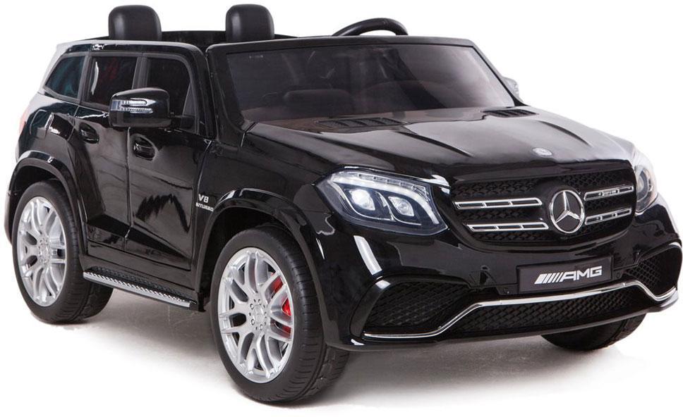 Mercedes GLS 63 Musta - Sähköauto lapselle 000022