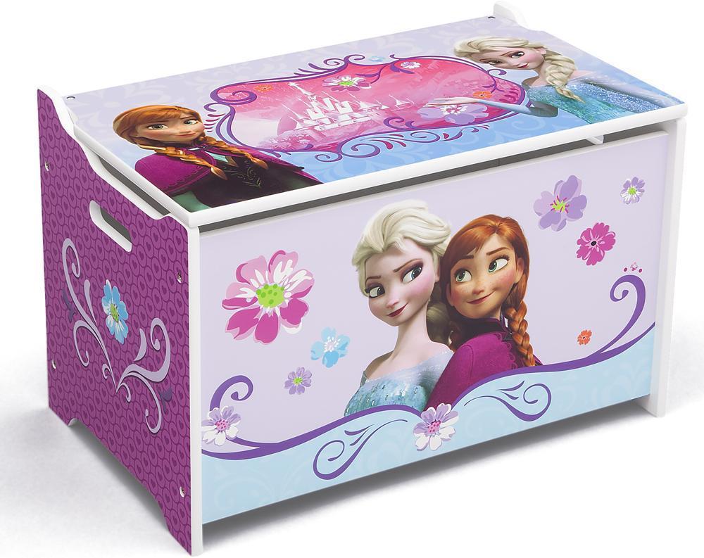 Frozen – huurteinen seikkailu Frozen Lelulaatikko - Disney huurteinen seikkailu Laatikot ja säilytys 0